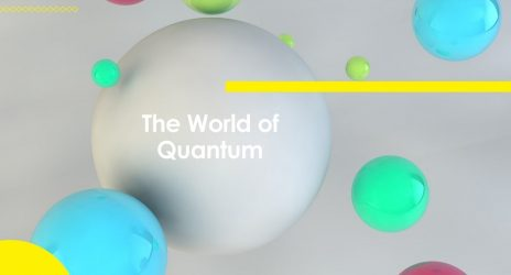 "Art Contest ""The World of Quantum"""