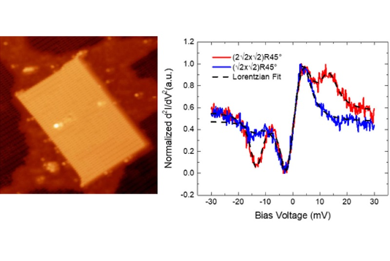 Selective resolution of phonon modes in STM-IETS