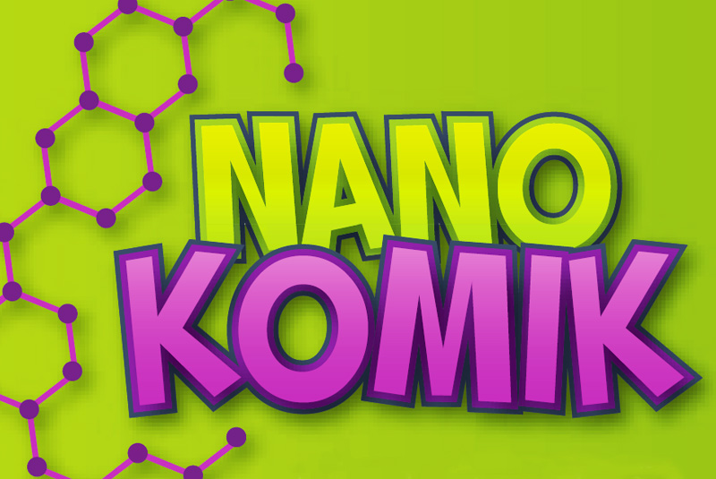 Nanokomik. Contest for Kids